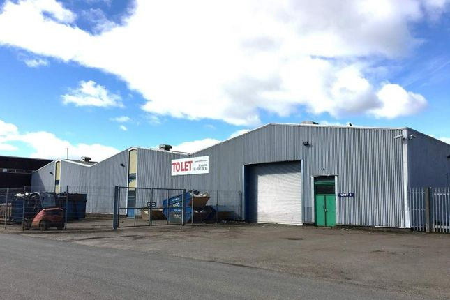 Thumbnail Light industrial for sale in Block 6, Arrol Road, Dundee