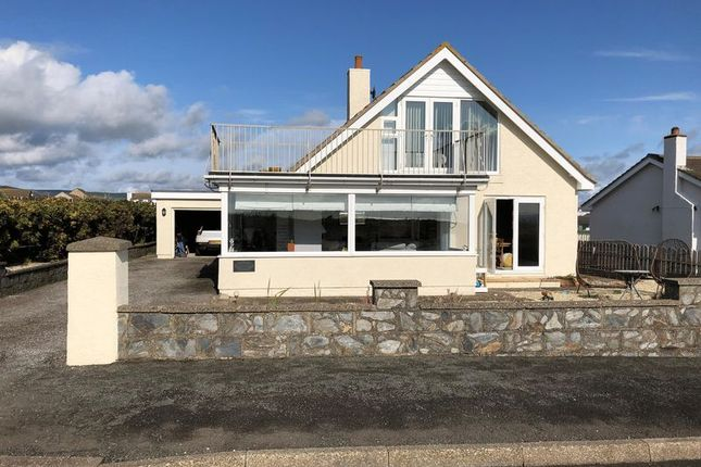 Thumbnail Detached bungalow to rent in Strathallan Lodge, Clifton Road, Port St Mary
