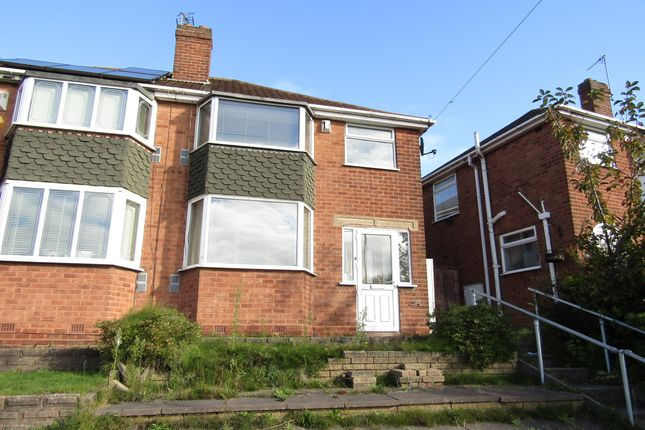 3 bed semi-detached house to rent in Greenholm Road, Great Barr, Birmingham B44