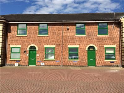Thumbnail Office for sale in Unit 5 Brindley Court, Dalewood Road, Lymedale Business Park, Newcastle, Staffs