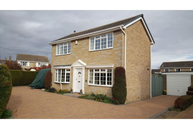 Thumbnail Detached house for sale in Badgerwood Glade, Wetherby