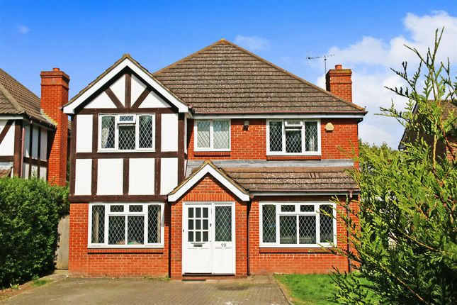 Thumbnail Detached house for sale in Theobald Street, Borehamwood