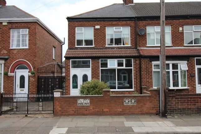 Thumbnail Property to rent in Daubney Street, Cleethorpes
