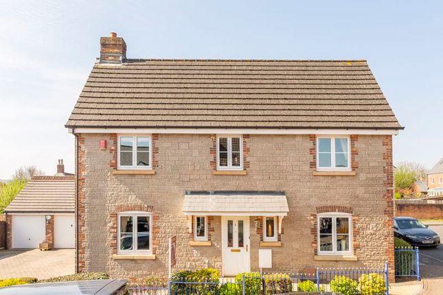 Detached house for sale in Kings Croft, Long Ashton, Bristol