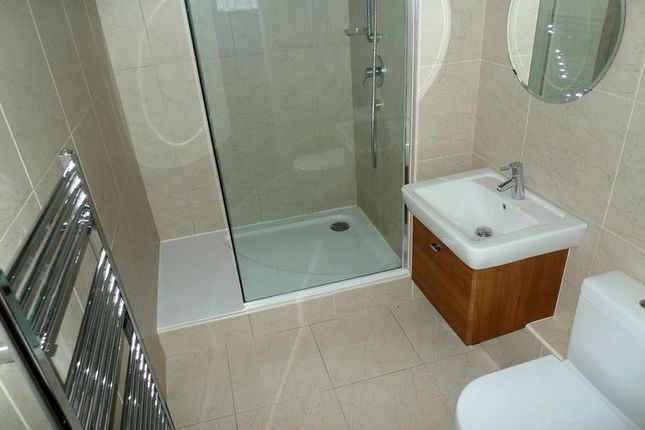 Shower Room of The Mews, Lincoln Road, Bolton BL1
