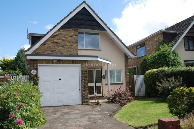 Thumbnail Detached house for sale in Dane Close, Farnborough, Orpington