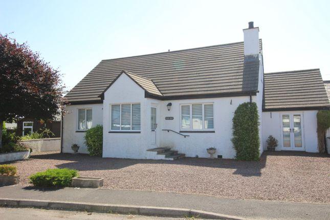 Thumbnail Detached house for sale in School Road, Hightae, Lockerbie