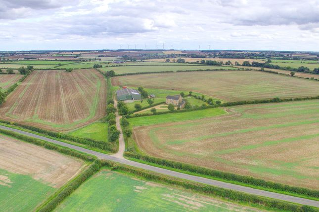 Thumbnail Land for sale in Higham Road, Stanwick, Wellingborough
