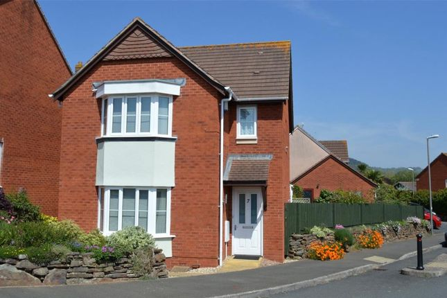 Thumbnail Detached house for sale in Jubilee Gardens, Sidmouth, Devon