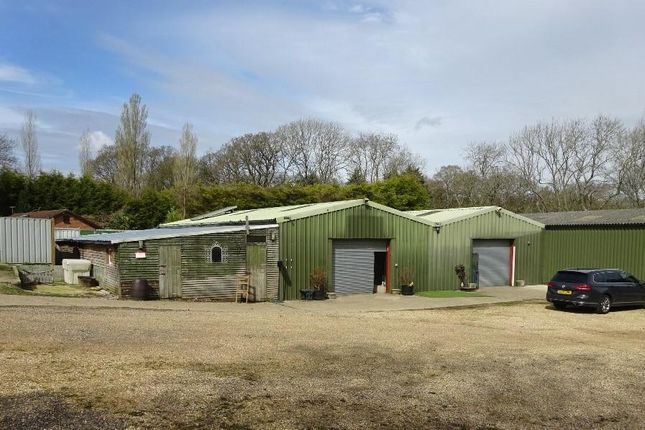 Thumbnail Commercial property for sale in New Orchard Fisheries, London Road, Washington, Pulborough, West Sussex