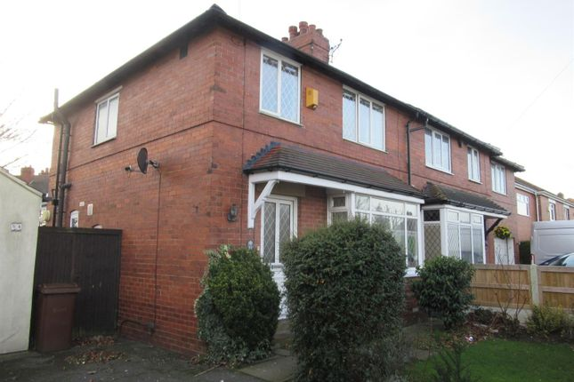 Thumbnail Semi-detached house to rent in Green Lane, Lofthouse, Wakefield