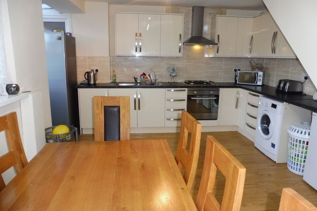 Thumbnail End terrace house for sale in Rodney Road, Solihull