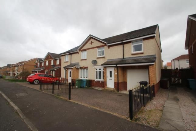 Thumbnail Semi-detached house for sale in Turnberry Crescent, Coatbridge, North Lanarkshire