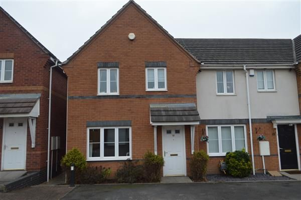 Thumbnail Property for sale in Moorhen Close, Watermead Estate, Brownhills