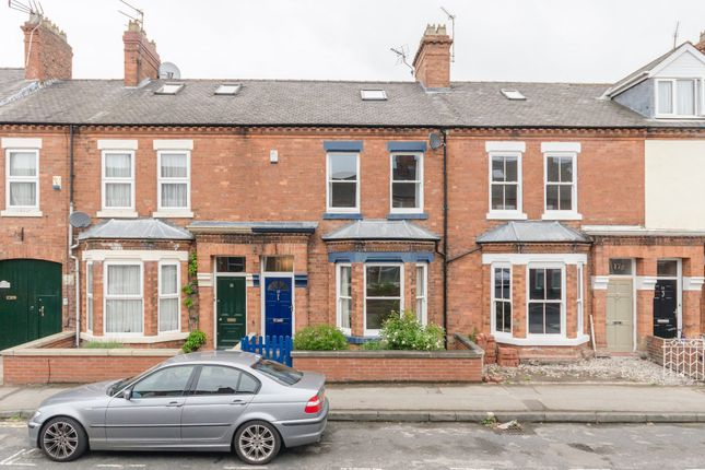 Thumbnail Terraced house to rent in White Cross Road, York