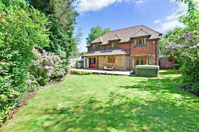 Thumbnail Detached house for sale in Twitten Lane, Felbridge, East Grinstead, West Sussex