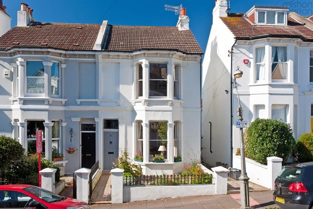 Thumbnail Semi-detached house for sale in Havelock Road, Brighton