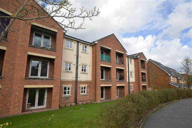 Thumbnail Flat to rent in Riverside View, Clayton Le Moors, Accrington