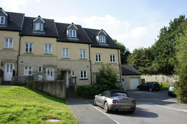 Thumbnail Terraced house to rent in Treffry Road, Truro