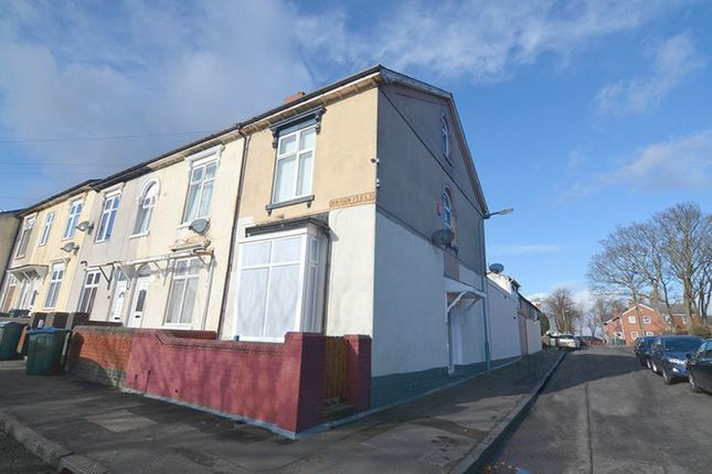 Thumbnail End terrace house for sale in Holly Street, Smethwick