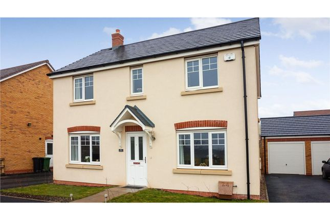 Thumbnail Detached house for sale in Wildlife Way, Droitwich