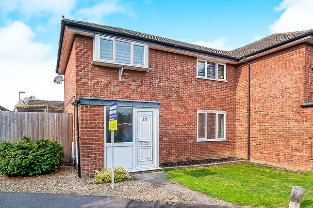 3 bed semi-detached house for sale in Cock Close Road, Yaxley, Peterborough
