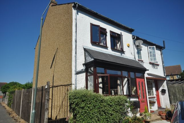 Thumbnail Terraced house to rent in Fairmont Close, Belvedere