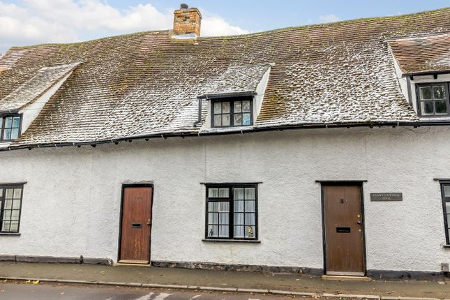 Thumbnail Terraced house for sale in High Street, Melbourn, Royston