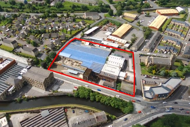 Thumbnail Industrial for sale in Trafalgar Street, Burnley