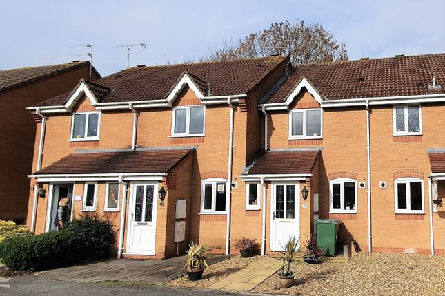 2 bed terraced house for sale in Collen Close, Chippenham SN14