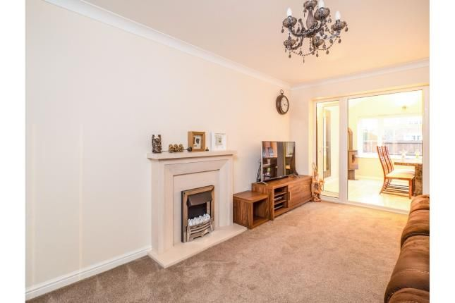 Living Room of Trowell Road, Wollaton, Nottingham NG8