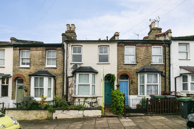 Thumbnail Terraced house for sale in Warberry Road, London