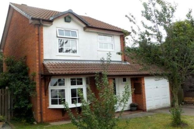 Thumbnail Property to rent in Admiral Parker Drive, Shenstone