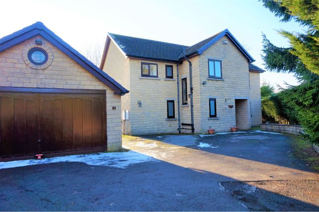 Thumbnail Detached house for sale in Brook Meadow, Glossop