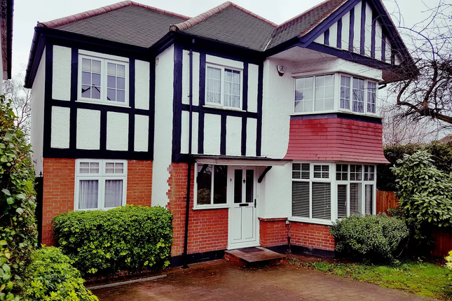 Thumbnail Detached house to rent in Wycliffe Gardens, Wembley Park