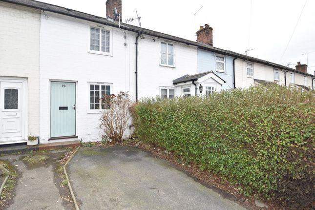 Thumbnail Terraced house for sale in Pembury Road, Tonbridge