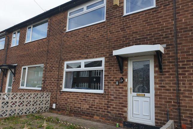 3 bed terraced house to rent in Entwisle Street, Swinton M27