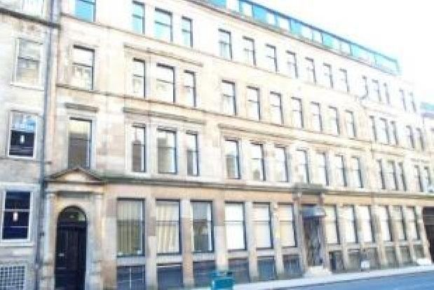 Thumbnail Flat to rent in South Frederick Street, Merchant City