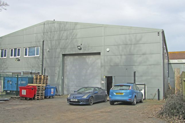 Thumbnail Light industrial to let in Unit A Maple House, Laughton Road, Ringmer