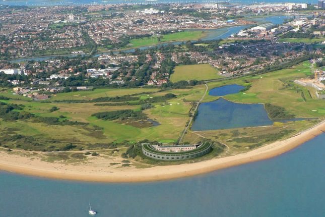 Thumbnail Land for sale in Fort Road, Gosport, Hampshire