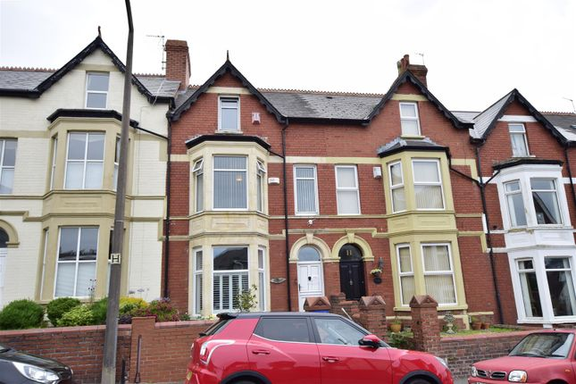 Thumbnail Terraced house for sale in St. Nicholas Road, Barry