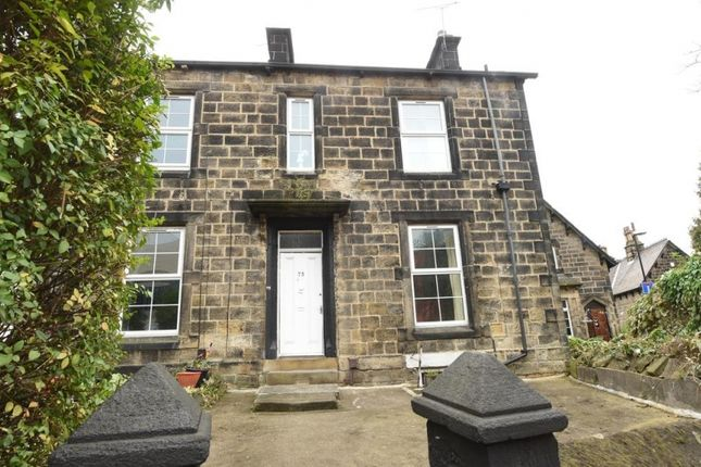 Thumbnail Semi-detached house to rent in Otley Road, Headingley, Leeds