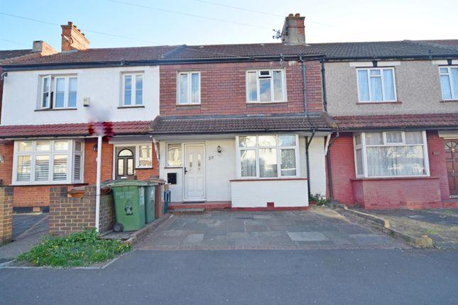 Thumbnail Terraced house for sale in Gander Green Lane, Sutton