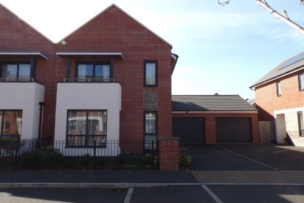 Thumbnail Property to rent in Hannah Drive, Weston-Super-Mare
