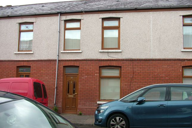 Thumbnail Terraced house to rent in Vivian, Port Talbot