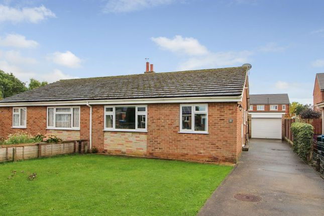 Thumbnail Semi-detached bungalow for sale in St. Marys Drive, Thirsk