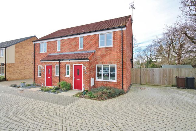 3 bed semi-detached house for sale in Ken Gatward Close, Frinton-On-Sea CO13