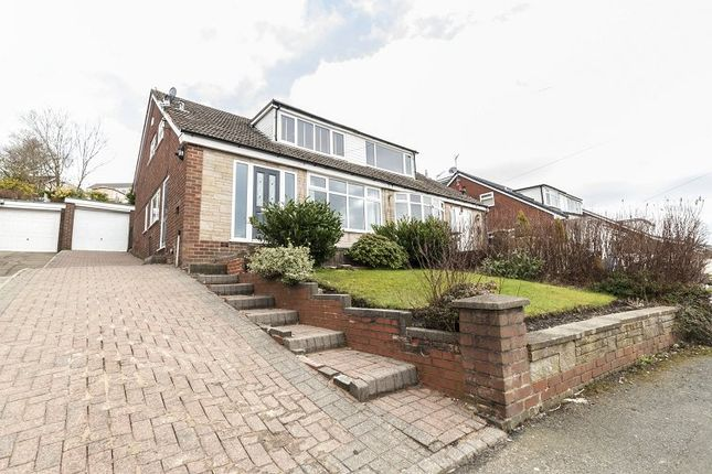 Thumbnail Bungalow to rent in Carr House Road, Springhead, Oldham