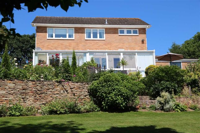 Thumbnail Detached house for sale in Gorsley, Beech House, 5 Sundale, Ross-On-Wye