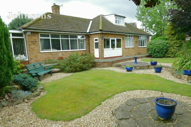 Thumbnail Detached bungalow for sale in Cuckoo Lane, Hatfield, Doncaster.